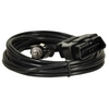 Image Associated MS6209-12 12 Ft. Male to OBDII Connector Cable 5A