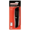 Image American Safety Razo 66-0330 Metal Retractable Utility Knife w/ 3 Blades