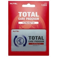 Image Autel MS908CV-IYRUPDATE MS908CV One Year Total Care Program Card