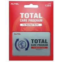 Image Autel MSElite-1YRUpdate MSEilte Total Care Program card 1YR