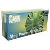 Image  APN-M Aloe Power Medium Aloe Infused Nitrile Gloves