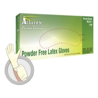 Image Atlantic Safety Company MEL-XL Market Edition XLarge PF Latex Gloves
