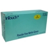 Image  Q311-L InTouch® Blue Nitrile Gloves, Large