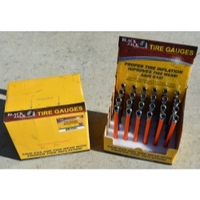 Image Blackjack AS-1601 Pencil Tire Gauge Assortment