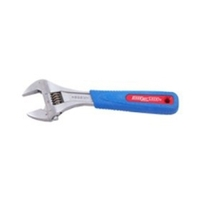 """Image Channellock 808WCB 8"""" Code Blue Adjustable Wide Wrench"""
