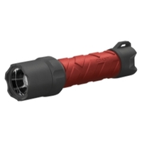 Image Coast 20519 PolySteel 600R Rechargab Red Body Flashlight / Box