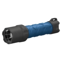 Image Coast 20525 PolySteel 600R Rechargea Blue body Flashlight /Box