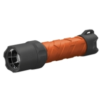 Image Coast 20526 PolySteel 600R Recharg Orange body Flashlight/Box