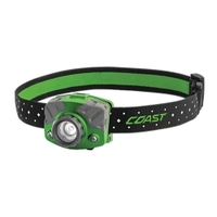 Image Coast 20619 FL75R Rechargeable Headlamp green body in gift box