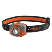 Image Coast 20620 FL75R Rechargeabl Headlamp orange body in gift box