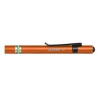 Image Coast 21516 A8R Rechargeabl Flashlight orange body in gift box