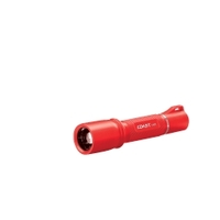Image Coast 21522 HP5R Rechargeable Flashlight red body in gift box