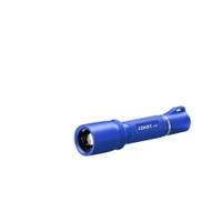Image Coast 21523 HP5R Rechargeable Flashlight blue body in gift box
