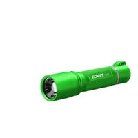 Image Coast 21528 HP7R Rechargeabl Flashlight green body in gift box