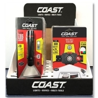 Image Coast 21872 TX10/FL68 9-piece counter display