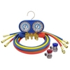 Image CPS Products AM134BUQ Brass 134a manifold with blue boot