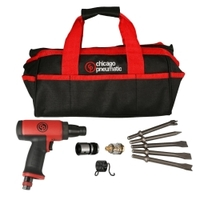 Image Chicago Pneumatic 8941071601 Low Vibration Short Hammer Kit