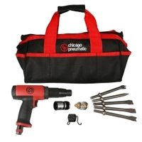 Image Chicago Pneumatic 8941071651 Low Vibration Long Hammer Kit