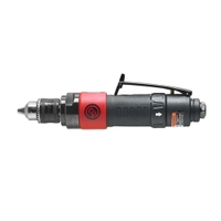 "Image Chicago Pneumatic 8941008870 CP887C Inline Reversible 3/8"" Key Drill"