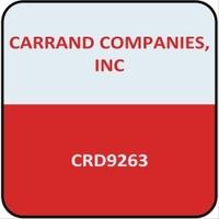 """Image Carrand 9263 8"""" Dlx Plas Hd/20"""" Plas Hdle"""