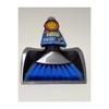 Image Carrand 93034 Dust Pan & Broom, Plastic