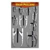 Image CTA Tools 030600 Gear Puller Assortment