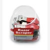 Image  CTA Tools 093610 Razor Scraper Fishbowl 24Pc