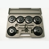 Image  CTA Tools 096950 Oil Filter Cap Wrench 11 Pc Set