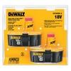 Image Dewalt Tools DC9096-2 18v 2 pack batteries