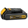 Image Dewalt Tools DCB201 20V MAX Li-Ion Compact Battery Pack (1.5 Ah)