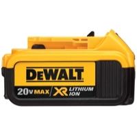 Image Dewalt Tools DCB204 20V MAX 4.0 AH LI-ION BATTERY PCK