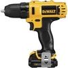 Image Dewalt Tools DCD710S2 12 volt Lithium Ion Drill Driver Kit