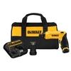 Image Dewalt Tools dcf680n2 8V MAX Gyroscopic Screwdriver, 2 Battery Kit