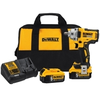 Image Dewalt Tools DCF894HP2 20V MAX XR 1/2in Compact High Torque Impact Wrench