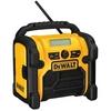 Image Dewalt Tools DCR018 18V 20V 12V Max Compact Worksite Radio