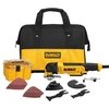 Image Dewalt Tools DWE315K Oscillating Multi Tool Kit