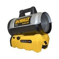 Image Dewalt Tools F340660 Dewalt Cordless LP Heater, 70,000 BTU