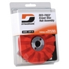 Image Dynabrade Products 92295 Red-Tred Eraser Disc Assembly