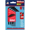 Image Eklind 10111 SAE Short Hex-L Hex Key Set 11 Pc.
