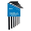 Image Eklind 10507 Short Series Hex-L Key Set with Holder 7 Piece