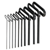 Image Eklind Tool Company 33610 HEX KEY SET 10 PC T-HANDLE 6IN. SAE 3/32-3/8IN.