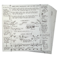 Image Electronic Specialties 186 Hands On-Line Electrical Training Cards