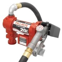 Image Tuthill Transfer FR4210G 12 Volt Pump Kit, 20 GPM