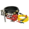 Image Tuthill Transfer RD812NH 12 Volt Fuel Transfer Pump w nozzle