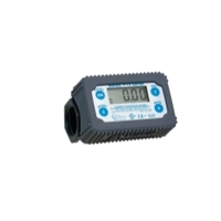 Image Tuthill Transfer TT10PN In-Line Digital Turbine Meter for Chemicals