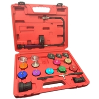 Image FJC, Inc. 43660 RADIATOR AND CAP PRESSURE TESTER KIT-21PC