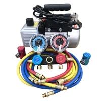 Image FJC, Inc. 9281yf R1234yf Vacuum Pump & Manifold Set