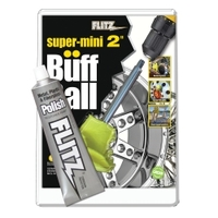 Image Flitz SM10250-50 2 Inch Super Mini Buff Ball with Free Flitz Polish