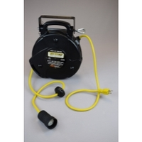 Image General Manufacturing 2200-3027 Mid Size Power Reel with Booted Receptacle