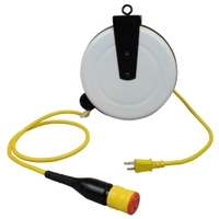 Image General Manufacturing 2640-5007 Saf-T-Lok Reel, 40' Retracting Cord